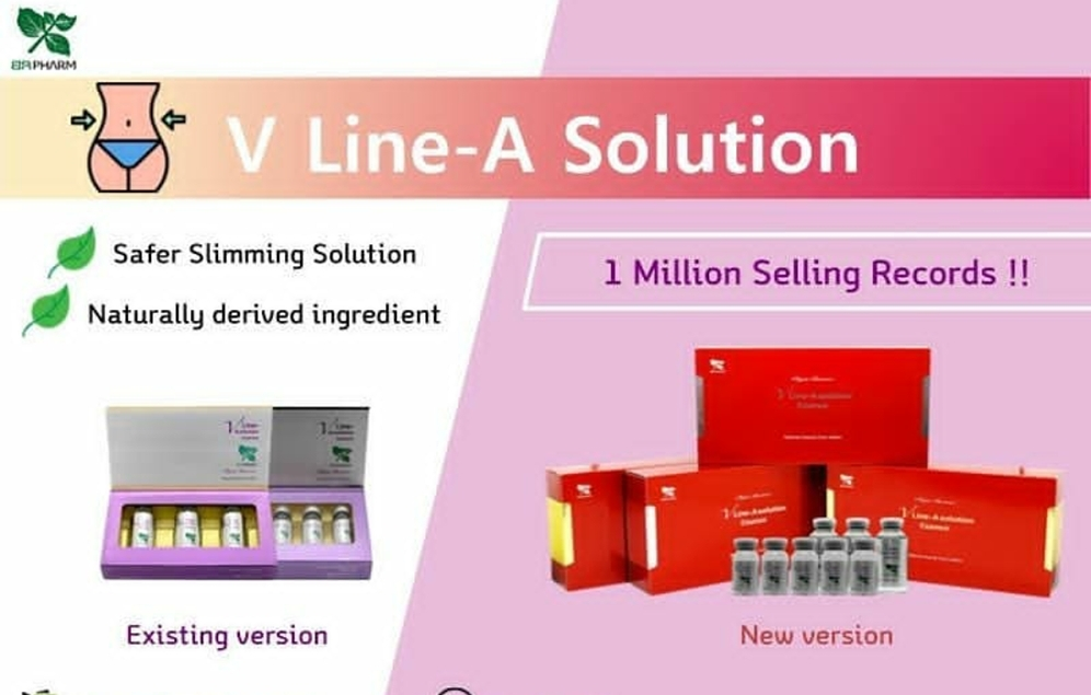 VLine a solution lipolysis injection